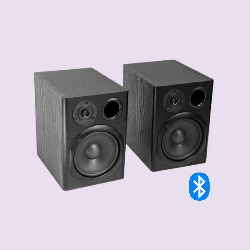 Hybrid HF5 5″ Full Range Active + Passive Bluetooth Personal Monitors